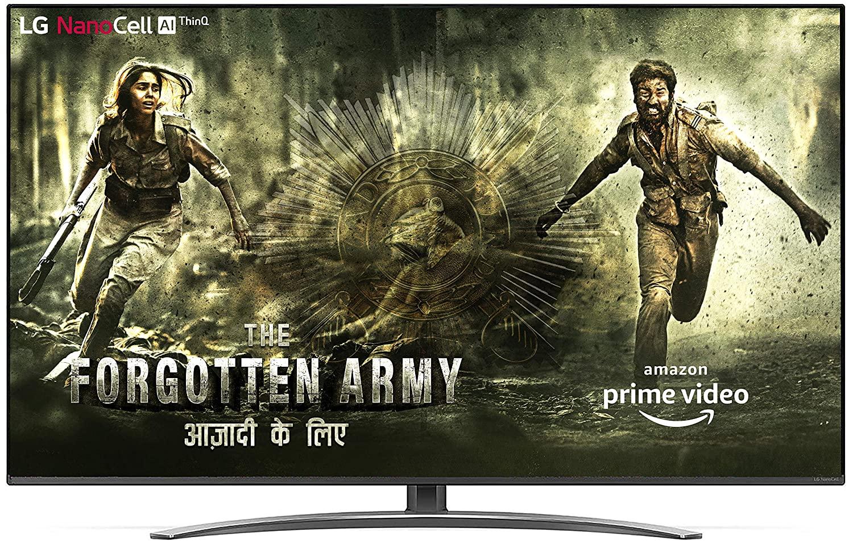 LG nanocell TV 55 Inch