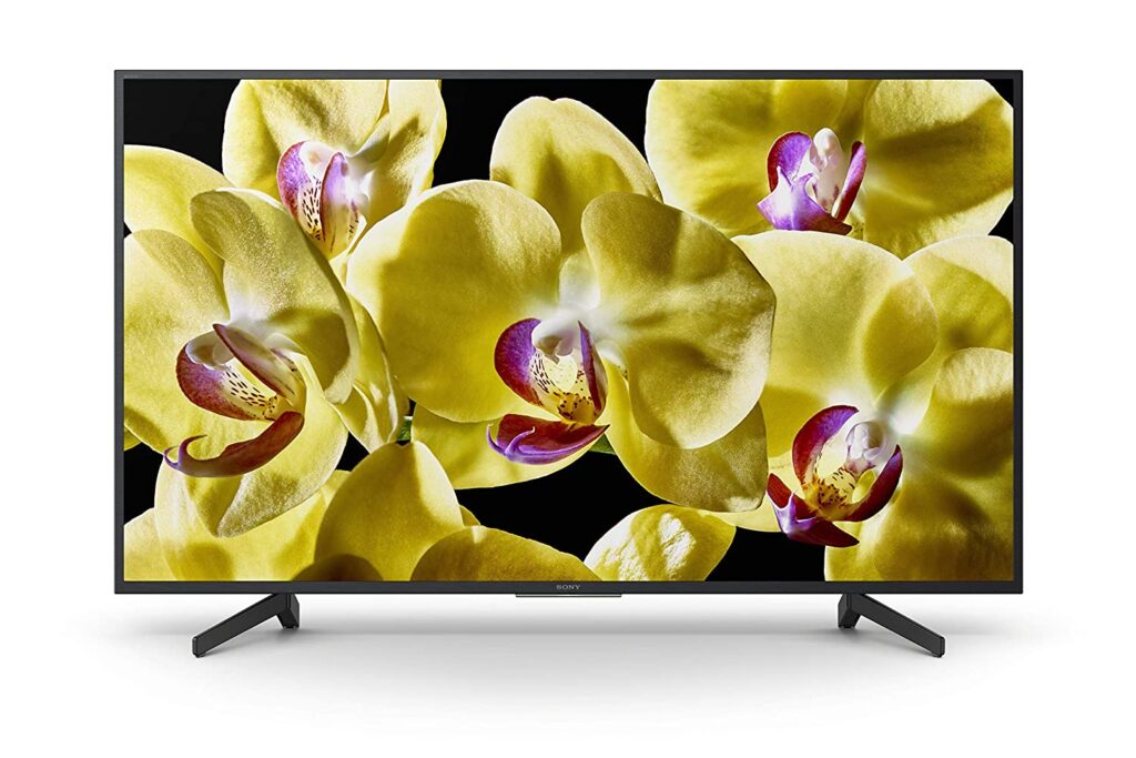 sony bravia 55 inch tv